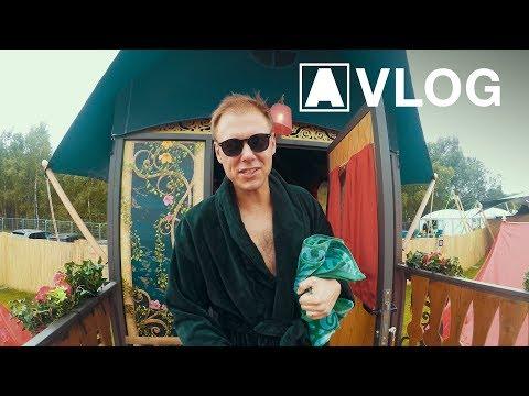Armin VLOG #10: Glamping at Tomorrowland!