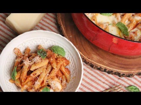 One Pot Chicken Parm Pasta | Episode 1135