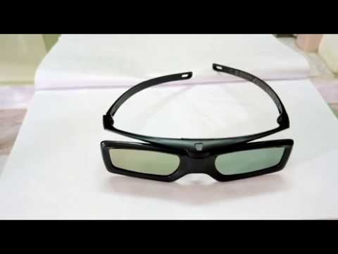 Sony TDG-BT500A Active 3D Glasses(tamil)