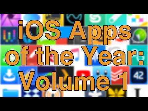 iOS Apps of the Year: Volume 1 (iPhone & iPad)