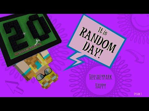 #Hersheyparkhappy | Hersheypark Sunset Pass | Random Video | Ep.1 | 20SecondsWithMC