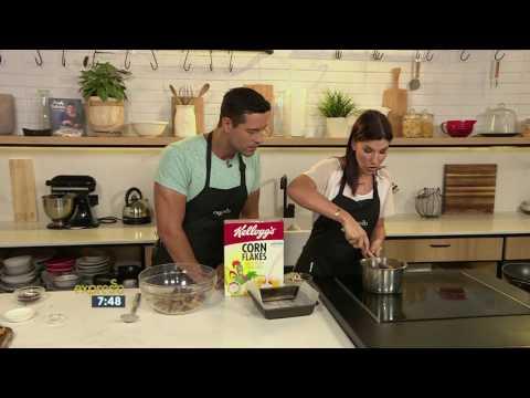 Corn Flakes Breakfast Bars (KELLOGGS)