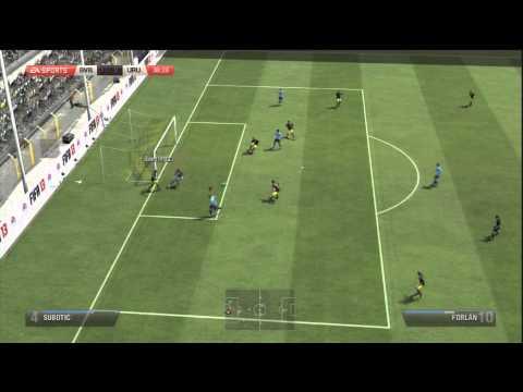 FIFA 13 Live Commentary w/ Uruguay: 4-1-2-1-2, Next Gen and GTA V