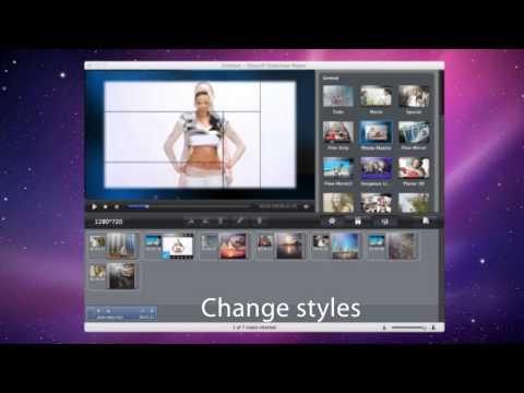 iSkysoft Slideshow Maker for Mac- Make Slideshow Movies That Impress Everyone