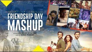 Friendship Day Mashup 2019 | DJ Ricky & DJ Zoe | Sunix Thakor | Friendship anthem