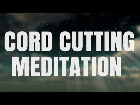 (MUSIC) CORD CUTTING GUIDED MEDITATION To help you let go, heal& sleep
