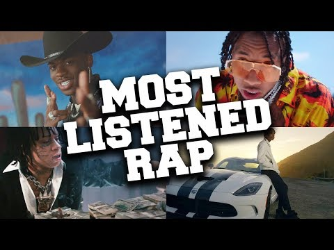 Xxx Mp4 Top 100 Most Listened Rap Songs In August 2019 3gp Sex