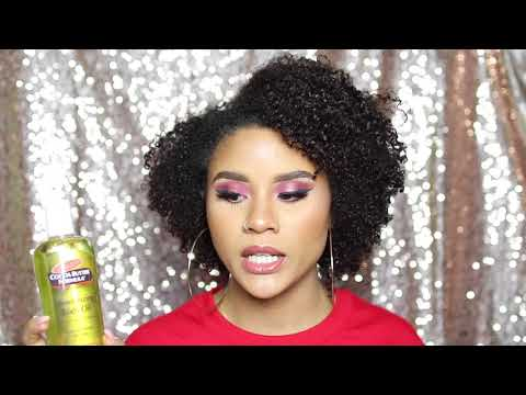 January Beauty Favorites 2018 | CURLSFOTHEGIRLS
