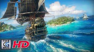 "CGI & VFX Gameplay Demos:  ""Skull & Bones""  - by Ubisoft"