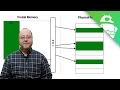 What is virtual memory? – Gary explains