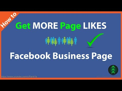 How to Get More Page Likes for Your Facebook Business Page