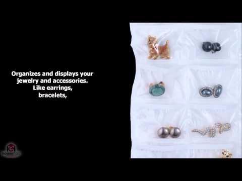 01941-9 Jewelry Organizer