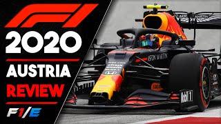 Austrian Grand Prix Race Review F1 2020