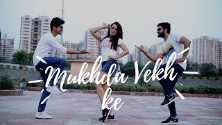 Mukhda Vekh Ke | De De Pyaar De | VV Bhangra ft. Surbhi Sharma | Dance Cover