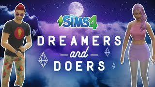 NEW SIMS 4 - Dreamers & Doers | Ep. 1