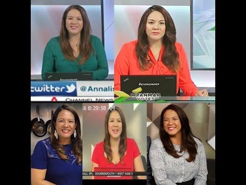 Annalisa Burgos personality reel
