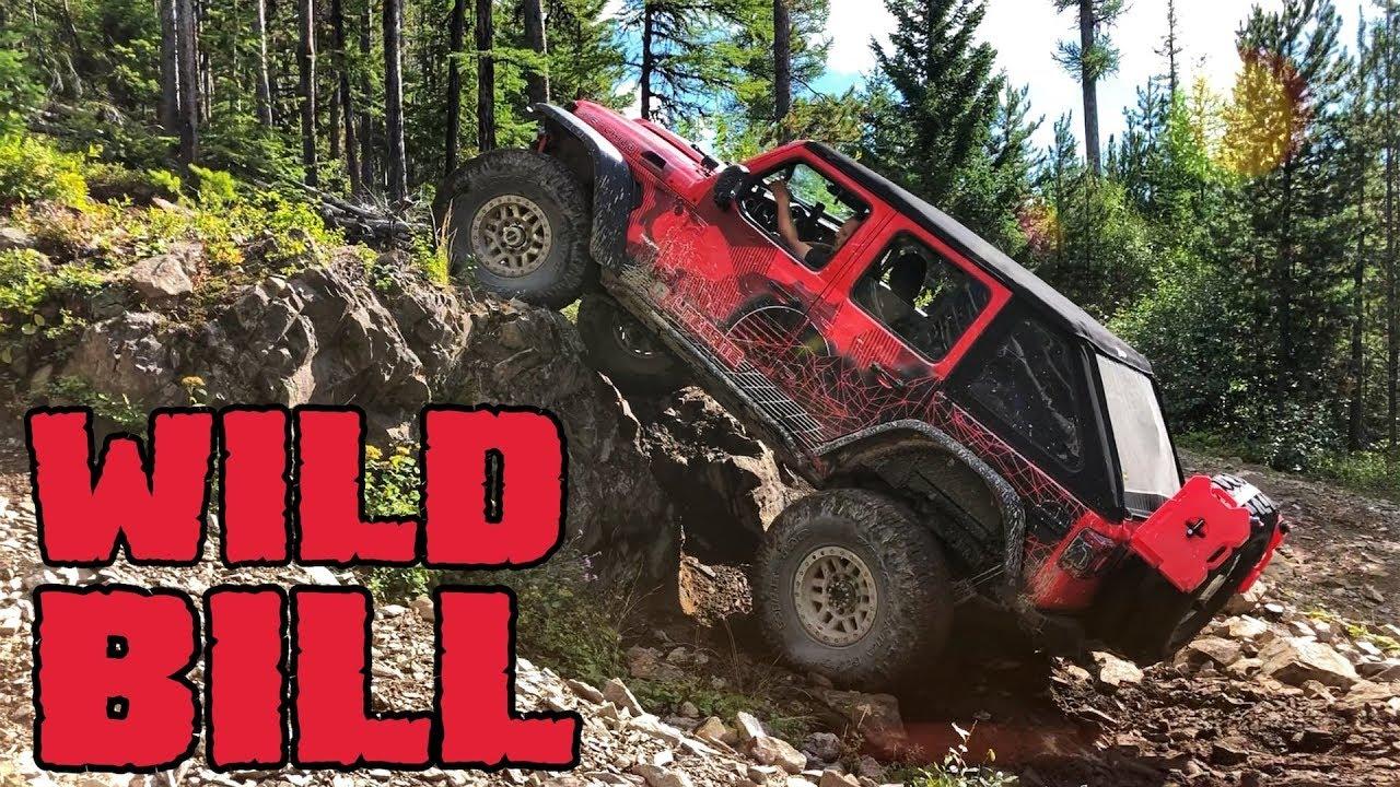 TOYOTA VS JEEP on Wild Bill Trail!