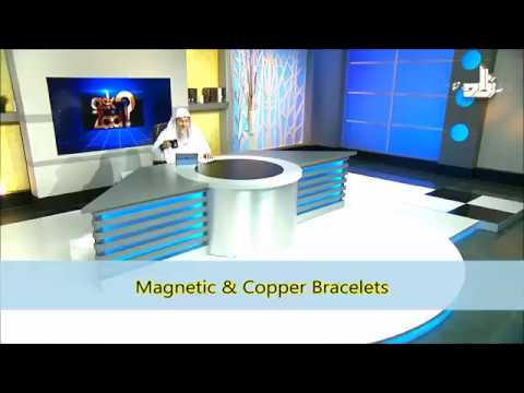 Ruling on wearing Magnetic bracelets to release pain - Sheikh Assim Al Hakeem