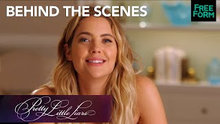 Pretty Little Liars | Ashley Benson Thank You | Freeform