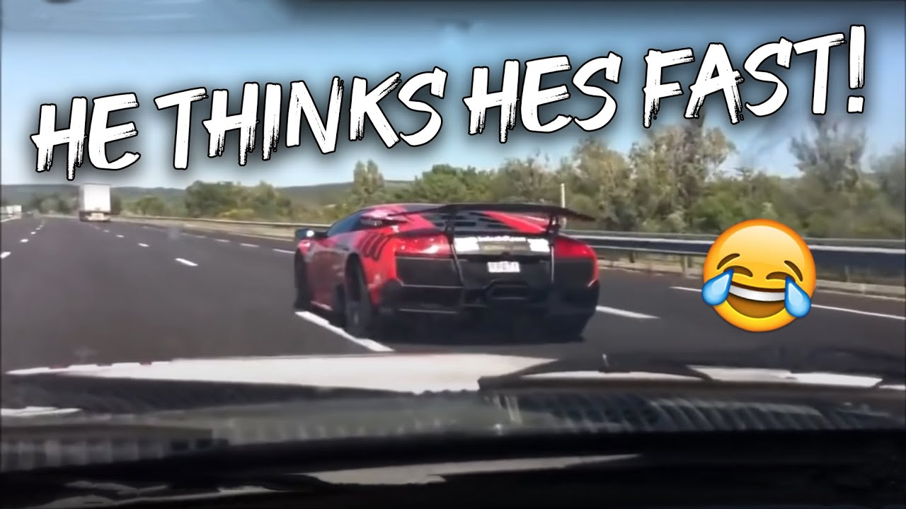 When You Think Your Fast But A Supra Pulls Up *CRAZY*