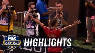 Hector Villalba scores a rocket for Atlanta United vs. Montreal | 2017 MLS Highlights