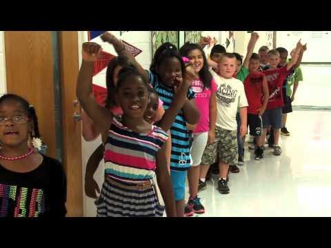 Warren Elementary goal of 10,000 AR Points video
