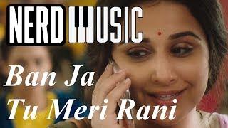 Ban Ja Tu Meri Rani | Tumhari Sulu | Guru Randhawa | Piano | Keyboard Cover | Ashwin Kolhe | #23