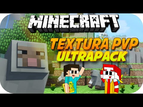 Minecraft RESOURCE PACK | UltraPack PVP