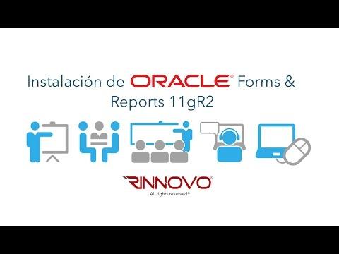 Instalando Oracle Forms & Report 11g  - Windows (64 bits)