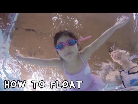 Step 4: How to Float in the Water | Learn How to Swim with AquaMobile