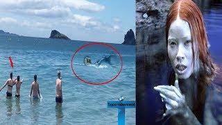 Top 10 Mermaids Caught On Camera   Unbelievable Real Mermaid Sightings Around the World