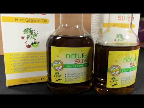 Apply this Oil Every Night & Grow Extreme Long Hair in Just 30 Days