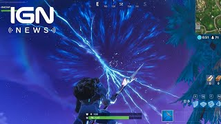 Fortnite: The Giant Rift Is Slowly Shrinking, Will Disappear Next Week - IGN News