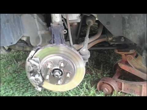 Tie rod ends....how to find out if you have a bad one. Simple.
