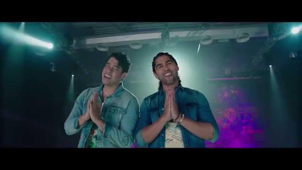 Caibo - Te llevo en mi corazón ft. Nacho (Video oficial)