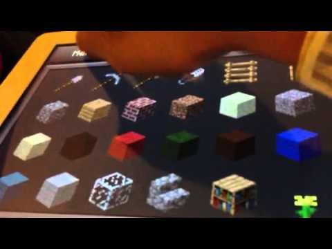 Minecraft pe lite on ipad
