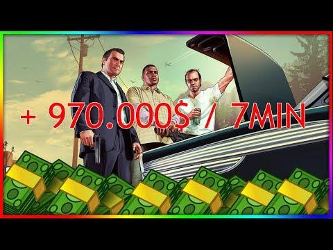 💰 GTA 5 ONLINE UNLIMITED MONEY GLITCH 1.43 *UNENDLICH GELD GLITCH*