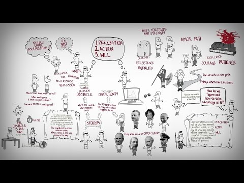 THE OBSTACLE IS THE WAY BY RYAN HOLIDAY - ANIMATED