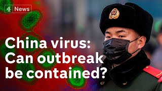 Coronavirus: Can China contain outbreak that has infected 2,700 people?