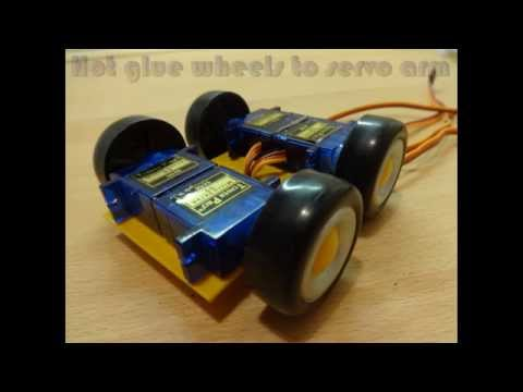 Build your own Programmable Robot