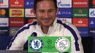 Frank Lampard | VAR MUST Improve In So Many Ways! | Champions League Ajax Preview