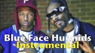 Snoop Dogg - Blue Face Hunnids (feat. YG & Mustard) (INSTRUMENTAL)
