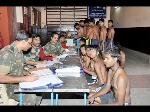 Full Medical Examination for SSC GD, CLERK, ASI Army, Navy and Air Force