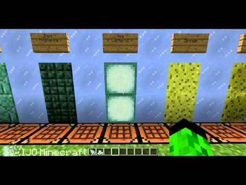 How To Make Sea Lanterns In Minecraft 1.8