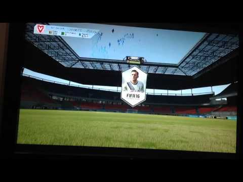 FIFA 16 Silver pack opening