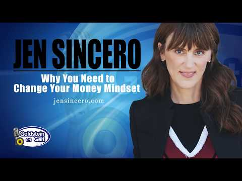 Jen Sincero - Why You Need to Change Your Money Mindset -- Goldstein on Gelt