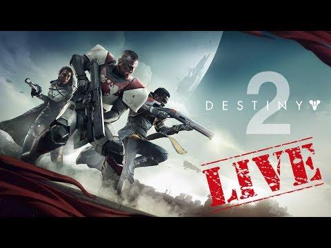 🔴 LIVE Destiny 2 Titan Campaign Pt. 2
