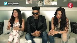Guru Randhawa, Khushali Kumar and Tulsi Kumar speak exclusively about their new song