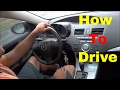 How To Drive An Automatic Car-FULL Tutorial For Beginners