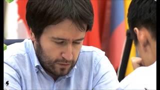 GM Rajabov (Azerbaijan) - GM Ding Liren (China) FF
